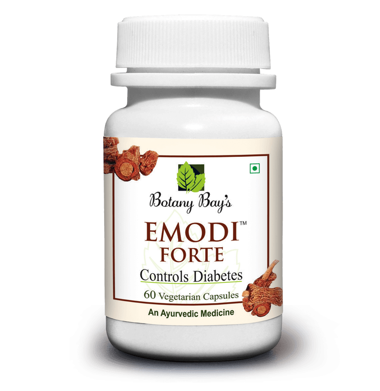 EMODI Forte Controls Diabetes
